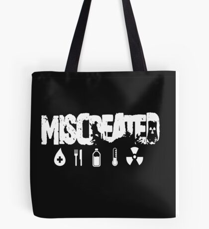 Miscreated Design 2 Black (Official) Tote Bag