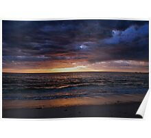 Tranquil Sunset Poster