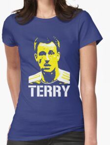 John Terry Chelsea's Captain Womens Fitted T-Shirt