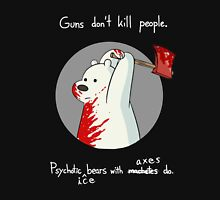 guns dont kill people Unisex T-Shirt