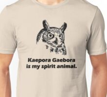 Kaepora Gaebora is my spirit animal Unisex T-Shirt