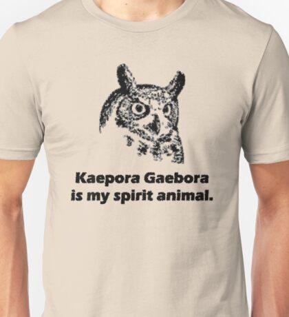 Kaepora Gaebora is my spirit animal Unisex T-Shirt