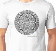 Mayan Calendar Dark Unisex T-Shirt