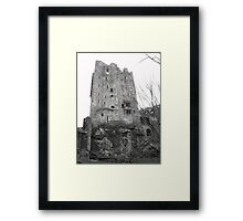 Blarney Castle Co Cork, Ireland Framed Print