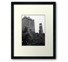 Blarney Castle Co Cork, Ireland.  Framed Print