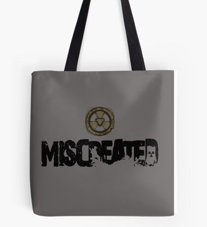 Miscreated  Design 1 Grey (Official) Tote Bag