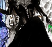 Elphaba The Wicked.  Sticker