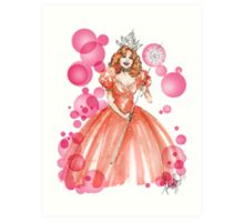 Glinda the Good Art Print