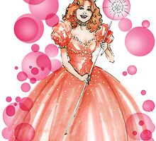 Glinda the Good by adamwham