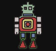 bobby the robot Kids Tee