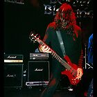Nick from Doro's band (Warlock) Cleveland, Ohio May 2005 by jammingene