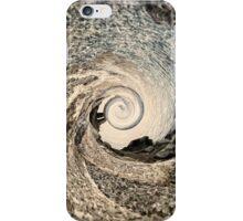 Whirl world. iPhone Case/Skin