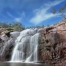 MacKenzie Falls (Grampians National Park, Victoria, Australia) by Shannon Rogers