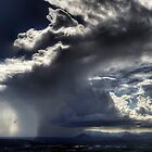 A Passing Shower by Stephen  Nicholson