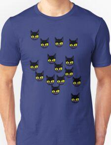 cats, cats, repetative cats Unisex T-Shirt