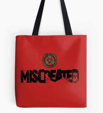 Miscreated Design 1  Red (Official) Tote Bag