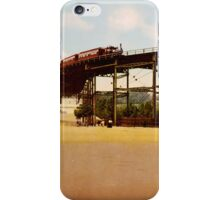 Elevated Train at 110th Street NYC Photo-Print iPhone Case/Skin