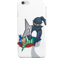 Ninjas Win iPhone Case/Skin