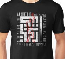 Arabic Typography Architect Unisex T-Shirt