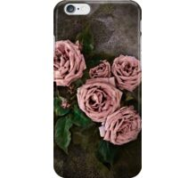 Vintage Rose iPhone Case/Skin