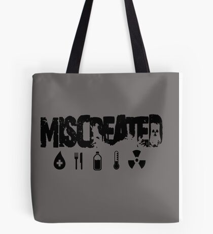 Miscreated Design 2 Grey (Official) Tote Bag