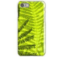 I love green iPhone Case/Skin