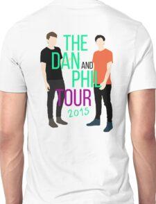 The Dan And Phil Tour Unisex T-Shirt