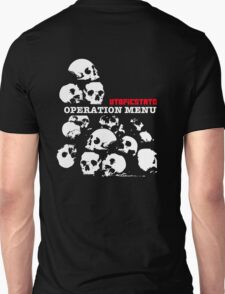Operation Menu T-Shirt
