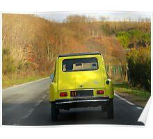 Tuscan Dyane 2 Poster