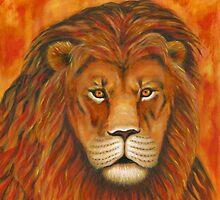 Heart of a Lion by FernNaomi