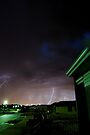 Lightning by Richard Owen