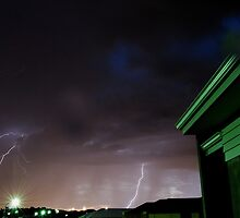 Lightning by Richard Owen