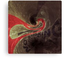 No smoking 4. Canvas Print