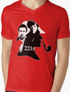 Residents of 221B Mens V-Neck T-Shirt