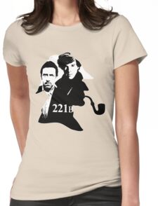 Residents of 221B Womens Fitted T-Shirt