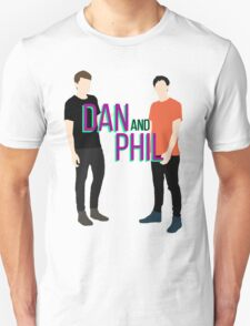 Dan Howell and Phil Lester T-Shirt