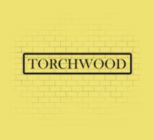 Torchwood Subway One Piece - Short Sleeve