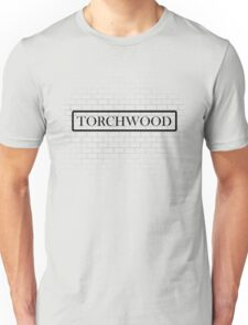 Torchwood Subway Unisex T-Shirt