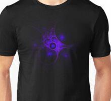 Purple Web Unisex T-Shirt