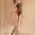 Dancer croquis #9 by vasenoir