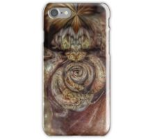 Cicadas exoskeleton. iPhone Case/Skin