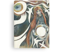 Pagan Anya Canvas Print