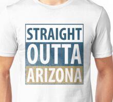 Straight Outta Arizona Unisex T-Shirt