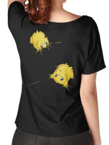 Joltik Static Cling Women's Relaxed Fit T-Shirt