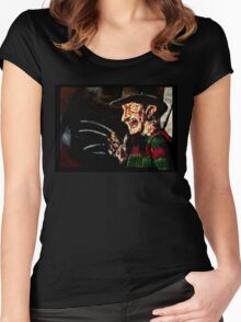 Freddy Women's Fitted Scoop T-Shirt