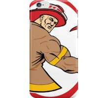 Fireman iPhone Case/Skin