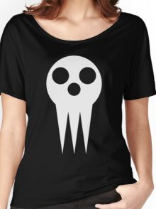 Shinigami skull  Women's Relaxed Fit T-Shirt