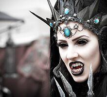 The Queen of Dark by Chopen