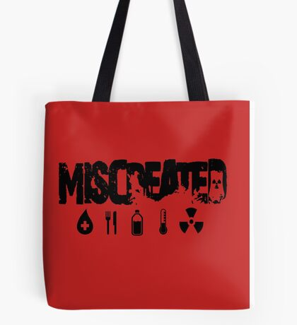 Miscreated  Design 2 Red (Official) Tote Bag