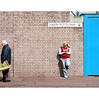 Burnley  - 'Down Harry Potts Way' by footypix